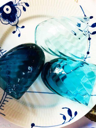 inspiration mix 6 match anna von lipa swirl glas vandglas