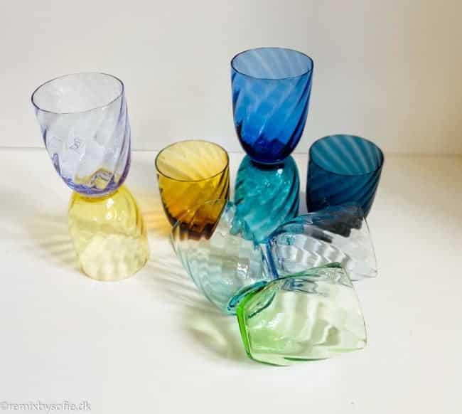 anna von lipa swirl glas mix & match