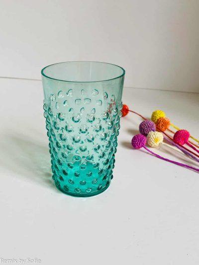 anna von lipa, anna von lipa pindsvine glas, pindsvineglas, vandglas, drikkeglas, glas i pindsvineglaspindsvine glas i beryl