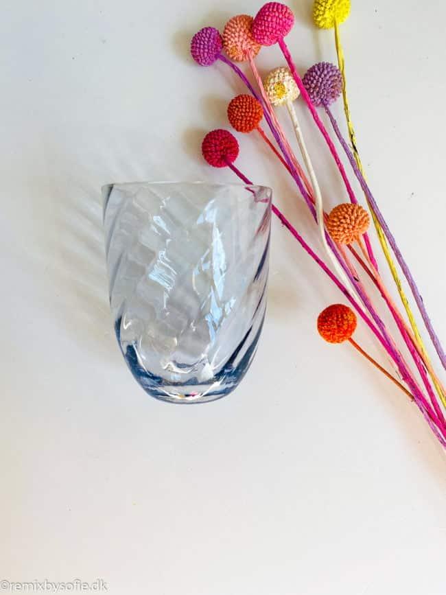anna von lipa swil glas tumbler mix & match i lyseblå