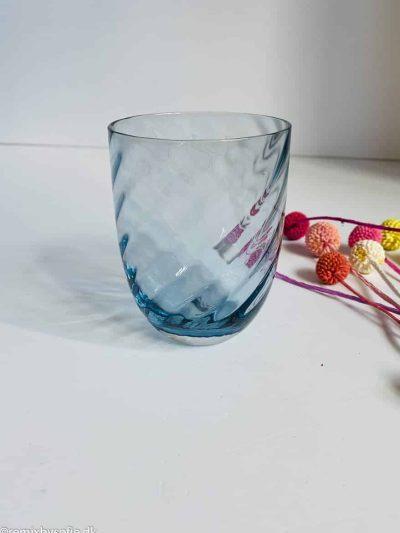 anna von lipa swil glas tumbler mix & match i blue smoke