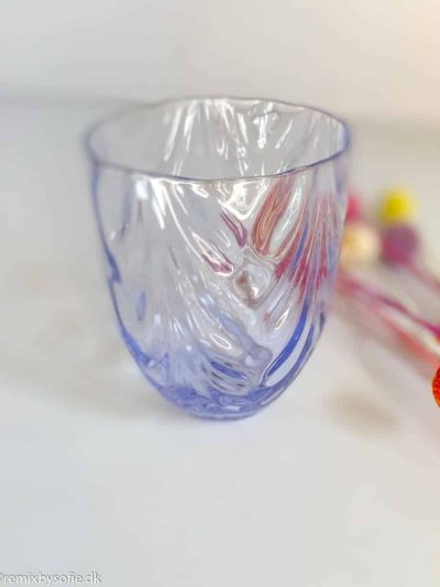 anna von lipa swil glas tumbler mix & match wawe i syren lilla