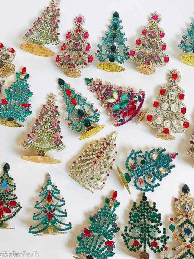 Juletræer mellem 10 og 14 cm