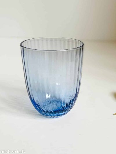anna von lipa mix & match, swil glas, wawe glas, harlekin glas, tumbler, vand glas, drikkeglas, drinking glass, bambus glas
