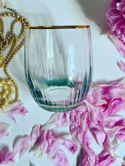 Kate glas, vandglas, glas, drikkeglas