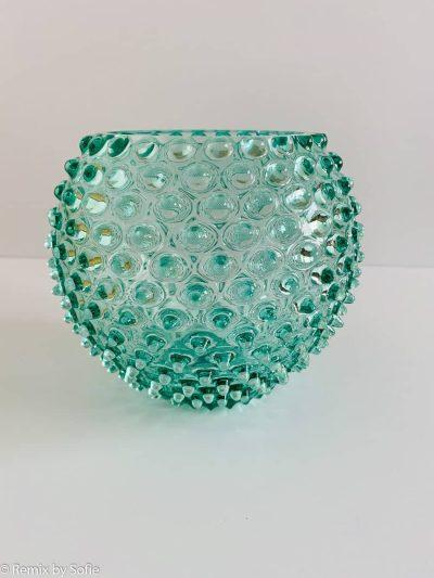 Anna von Lipa, anna von lipa glas, pindsvine vase, pindsvine glas
