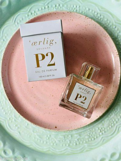 ærlig parfume p1 p2 p3