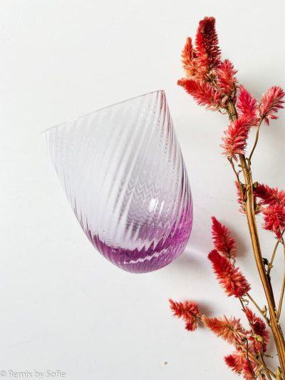 spial glas, remix by sofie, anna von lipa mix & match, swil glas, wawe glas, harlekin glas, tumbler, vand glas, drikkeglas, drinking glass