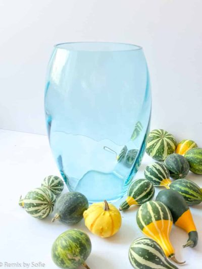 anna von lipa, anna von lipa vase, anna von lipa glas, mundblæst glas, elipse vase, mørk aqua