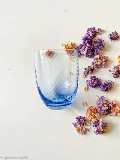 mundblæst glas, bohemian glass, anna von lipa mix & match, swil glas, wawe glas, harlekin glas, tumbler, vand glas, drikkeglas, drinking glass