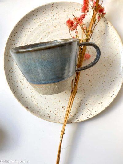émber, émber keramik, keramik, keramik kop, keramik, stentæj, stoneware, cup, kopkeramik tallerke