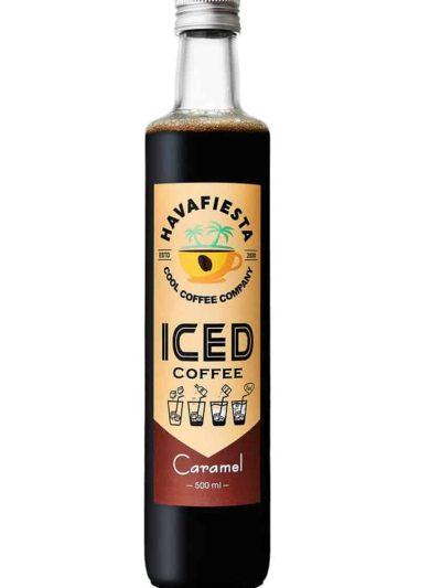 havafiesta, is kaffe, iskaffe, nem iskaffe, iced coffee valilie, iced coffee caramel