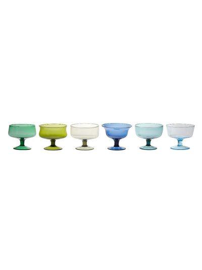 mundblæste vinglas, vinglas i klar, hvidvinsglas, rødvandsglas, italienske vinglas, handblown wineglasses
