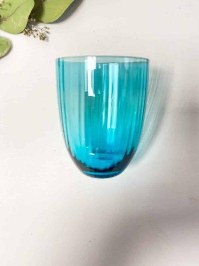bambus glas, anna von lipa mix & match, swil glas, wawe glas, harlekin glas, tumbler, vand glas, drikkeglas, drinking glass, farvet glas, boliginteriør, borddækning, glas fra anna von lipa