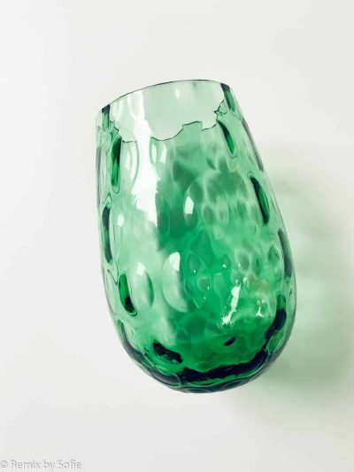 drikkeglas, vandglas, mundblæst glas, clara glas, sjus glas,