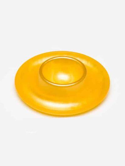 remix by sofie, æggebæger,farvet æggebægre, bordækning, påskebord, plastik æggebæger, retro æggebæger