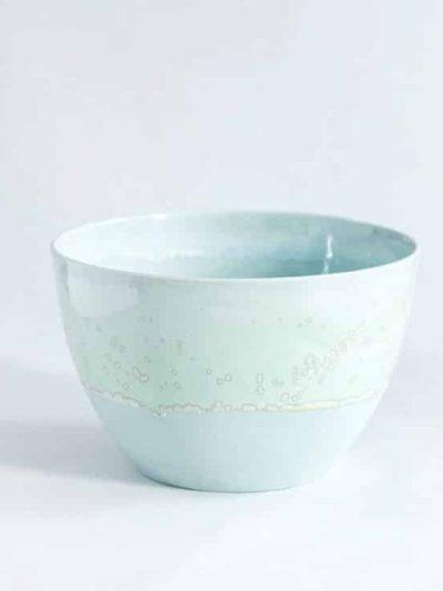 lena pedersen, remix by sofie, skål, håndlavet skål, håndlavet keramik, keramik, pastel skål, høj skål,