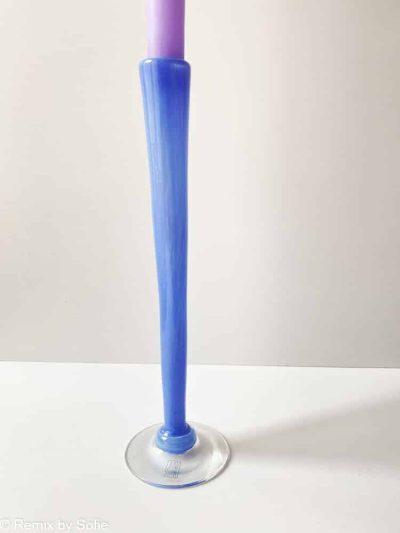 lysestage, lysestager, mundblæste lysestage,mundblæste lysestager,opalglas, opal lysestager, lysestager i opalglas, opal glas, anne flohr, remix by sofie, borddækning