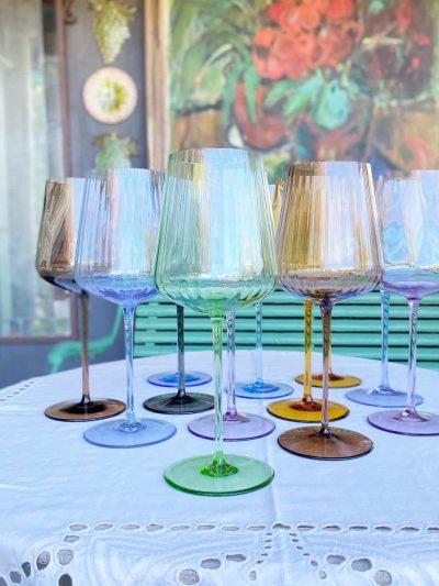 Champagne & vinglas